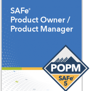 SAFe® Product Owner / Product Manager (POPM)